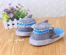 plush toy slipper/plush slipper/plush animal slipper