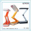 folding LED desk lamp rechargeable touch LED reading lamp LED desk lamp
