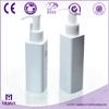 130ml 150ml square plastic bottle manufacturers