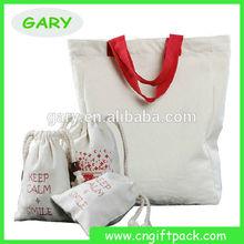 Promotional Mini Cotton Drawstring Bag