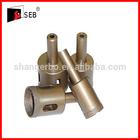 Professional Grade Vacuum Brazed Diamond Core / Drill Bit / Hole Saw