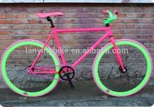 Many colors adult 700C Racing bike/ fixed bike/fixie bicycle