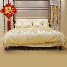 6pcs queen size 100% mulberry silk jacquard bedding