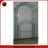 New Design Metal Garden Arch With Gate For Sale