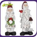 resina 2014 de navidad santa decoración de hogar
