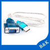 Brazil hot sale db25 to db9 cable with db 25-pin male plug socket db15 male to db9 female cable