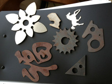 factory customized acrylic laser cutting service