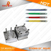 Factory direct sales quality assurance china leading ball pen mold
