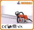 380 381 3.1kw/7500rpm gasolina motosserra 72cc máquina de corte com ce/motosserra para poda