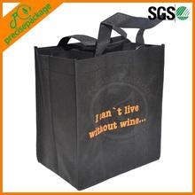 Durable New Fashion Wine Non Woven Bag