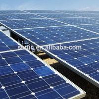 5MW 10MW 30WM 50WM Solar Panel Production Line industrial solar power generator