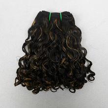 Hot Selling 10inch 100% Brazilian Virgin Flip In Hair Extension