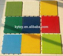 High quality outdoor&indoor sport plastic flooring for sale