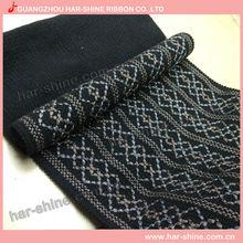 Wholesale dress/garment/cloth Embroidery elastic fabric