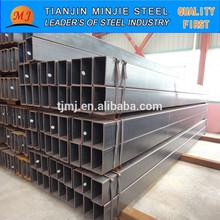 Low Carbon Sheet Metal Square Tube Rectangular Steel Tube