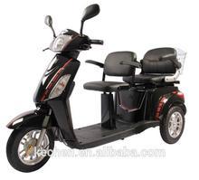 the three-wheeled mopeds