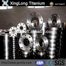 industrial Astm b381 titanium flange for sale