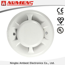 UL BSI&EN54 CE Approved 2-Wire Optical Smoke Detector with Remote Indicator