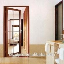 fashionable casement hot sale new style aluminum entrance door