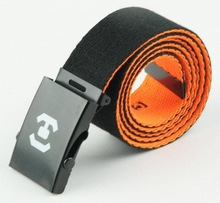 two side color fabric belt woven custom belt YJ-1224