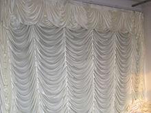 wedding events backdrop curtain drape for decoration
