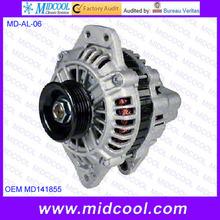 HIGH QUALITY AUTO CAR ALTERNATOR FOR Mitsubishi Montero OEM MD141855, AL4007X, 13257, 210-4240, 14817, 15520 334-1849 210-4240