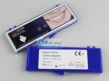 best selling mini/standard roth/mbt 022/018 othodontic dental brackets/braces