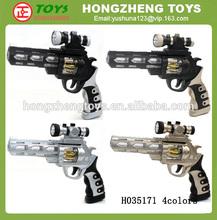 Cowboy classic imitation gun toy, Toys gun, electric gun toys with light H035171