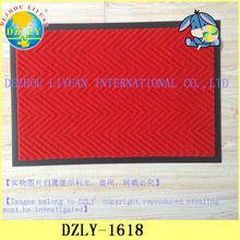 Hot Sale Fashion Style Soft PVC cushion wihout backing Mat/pvc floor mat