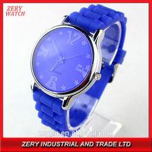 R129 small MOQ acceped fast ship silicone watch 2012