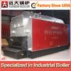 horizontal automatic chain grate coal boiler 6000kg/hr 1.25mpa coal fired steam boiler