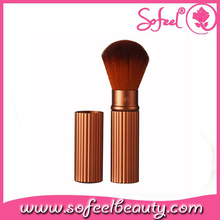 Sofeel 2014 Hot Sell Nylon Synthetic Colorful Convenient Retractable Brush