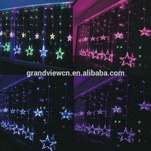 4M-336 Balls Led Stars Lights String curtain lights for Room Garden Indoor/Outdoor Christmas Decor