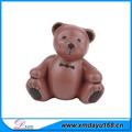 melhor presente dos miúdos pu brinquedo animal tipo urso de pelúcia stress ball