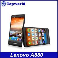 lenovo a880 mtk6582 quad core 6 inch smartphone