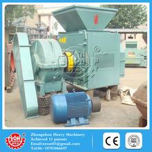 EC approved Roller press scrap metal briquette machine