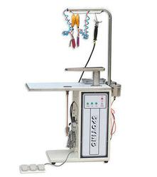 Finish equipment,laundry machine,stain removing machine