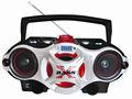 portable cd radio cassette player