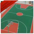 caboli cancha de baloncesto suelo que cubre la pintura de caucho