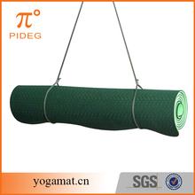 Whosale fancy two tone 0.6mm gaiam yoga mat