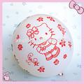 inflables de helio globo de goma de la decoración