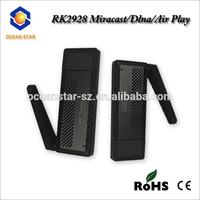 Miracast rockchip Dongle Single Core ARM Cortex A9