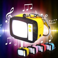 Novelty TV Led Keychain