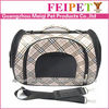 Nice fashionable designer pet carriers purse small pet carrier made in china