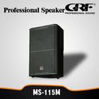 15 Inch 400W Pro Outdoor Stage Sound System Speaker