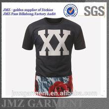 plastic printed tee shirt, eco-friendly mens printed t shirts