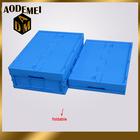 plastic storage box spare parts folding corrugated light box