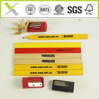 Carpenter pencil /OEM carpenter pencil /carpenter pencils bulk