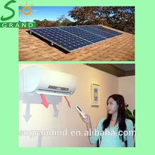 SOGRAND SOLAR ENERGY 12V AIR CONDITIONER POWER DC48V 9000-42000BTU