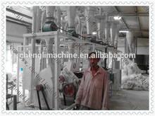 2014 Top sales 15t/d maize corn grits corn flour making machine small scale flour milling machine